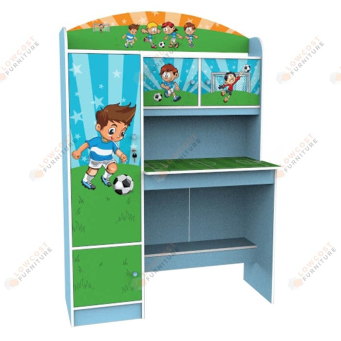 harga Study desk kids biru sd- 3202 b Tokopedia.com