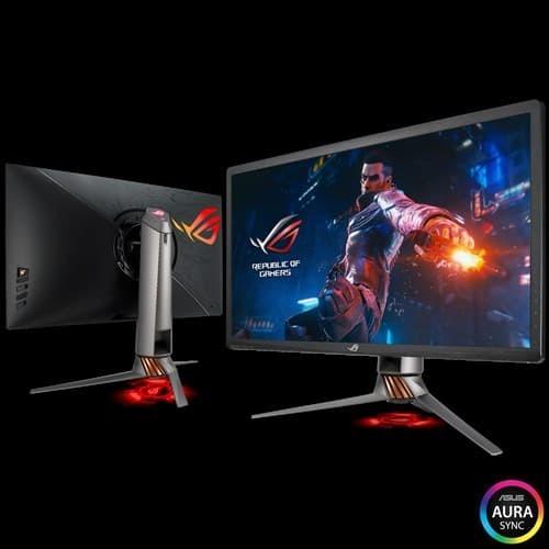harga Asus rog swift pg27uq gaming monitor 27 inch 4k uhd g-sync hdr 144hz Tokopedia.com