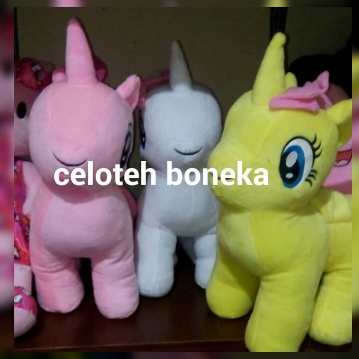 harga Boneka kuda poni / little pony / little pony / unicorn Tokopedia.com