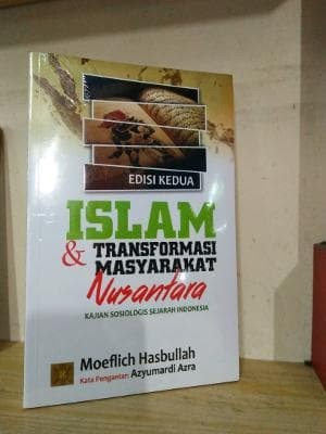 Buku Islam Dan Transformasi Masyarakat Nusantara