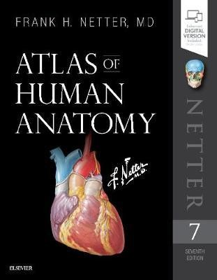 Atlas of human anatomy professional edition: includi 9780323554282