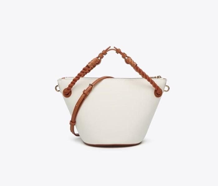 91120e5d024d Jual Tas Wanita Charles   Keith Rope Handle Handbag Original - Max ...