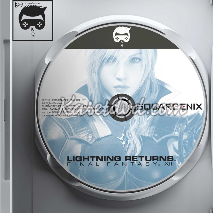 Lightning Returns Final Fantasy XIII English Edition - for PC