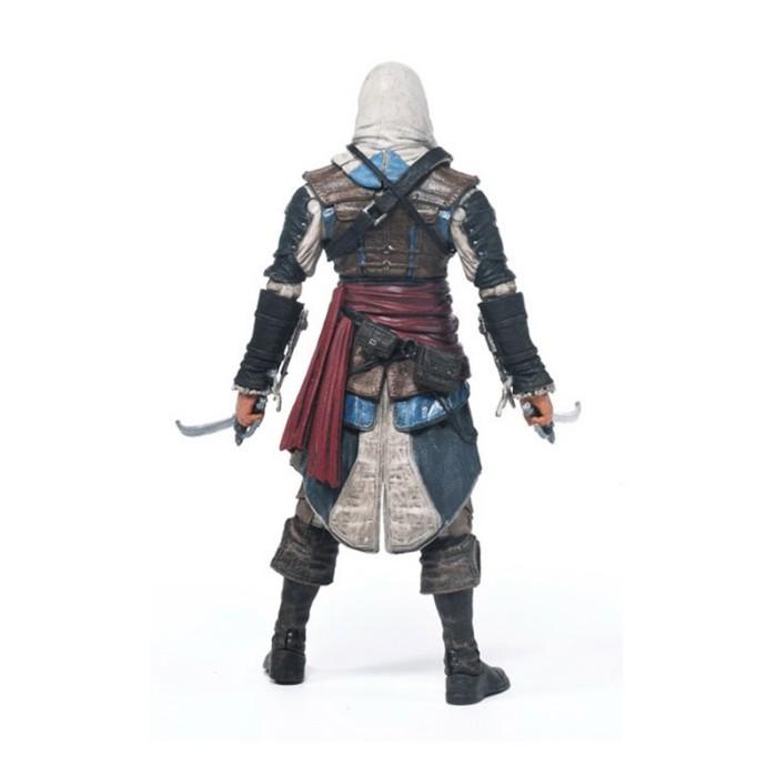Jual Assassins Creed 4 Black Flag Hidden Blade Game Figurine Pvc