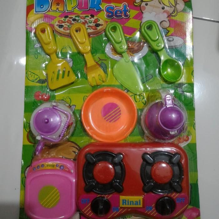 Jual Mainan Masak Masakan Anak Kecil Jakarta Barat Speed Audio Tokopedia