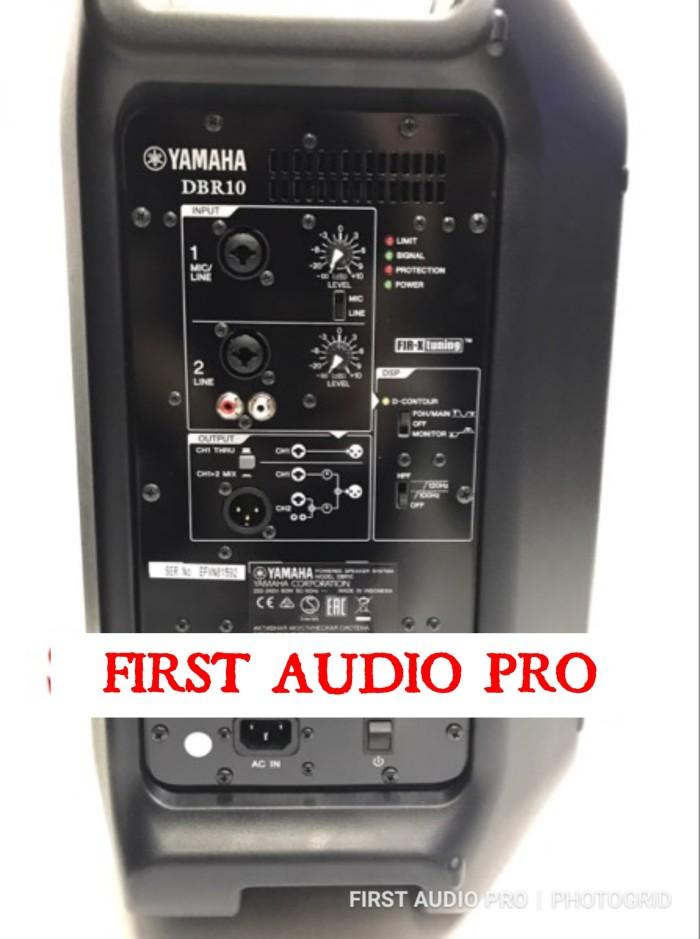 Jual Speaker Aktif Yamaha DBR 10 / DBR10 ( 10 INCH ) ORIGINAL - DKI Jakarta  - First Audio Pro | Tokopedia