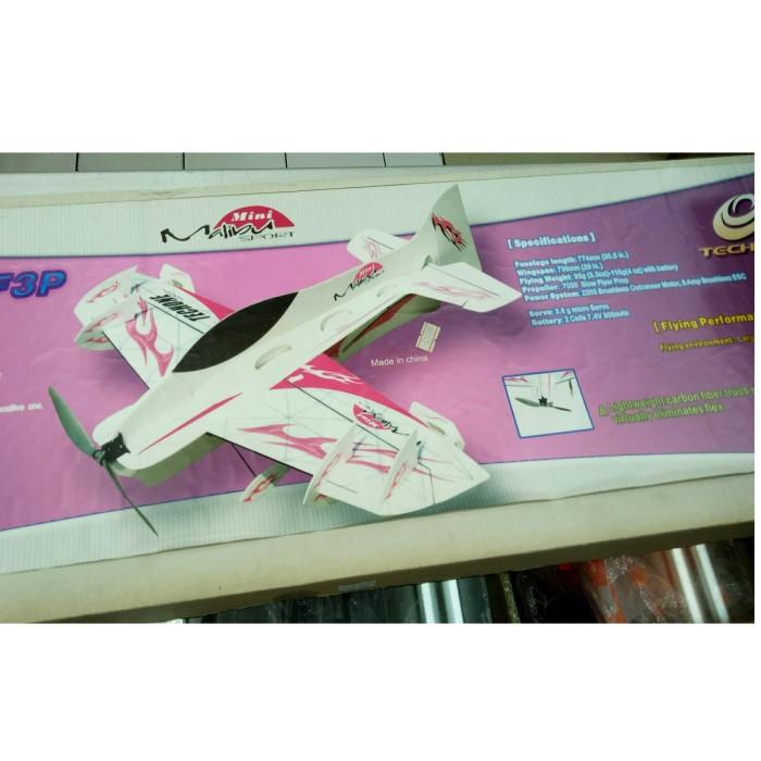 Jual pesawat techone foam mini malibu - Jakarta Pusat - MM