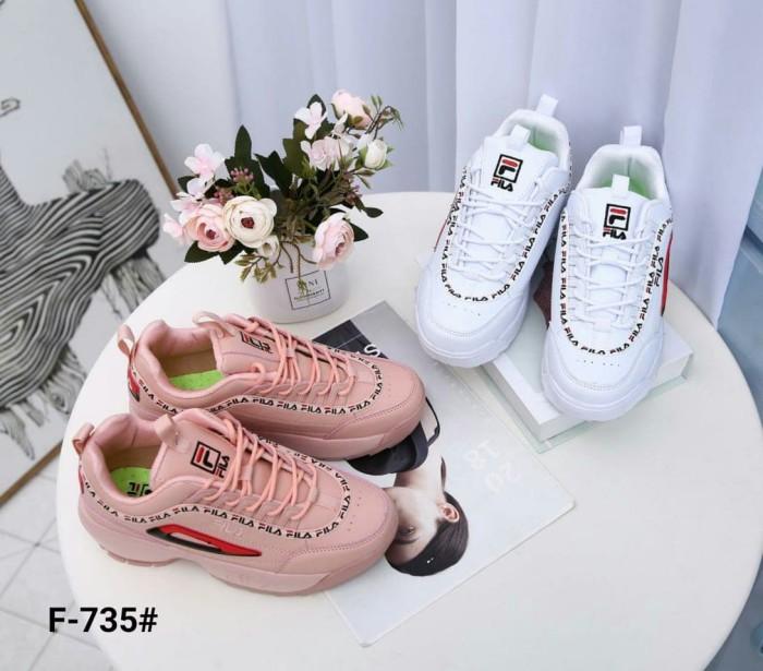 52b93548ae Jual Sepatu FILA Disruptor New Edition V #F-735 - Kota Batam ...