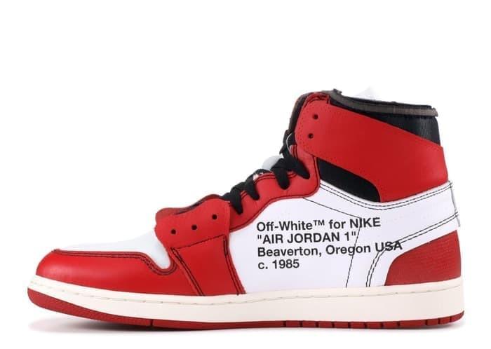 3ff8b34b906a MID Nike Air Jordan x Off White OG Retro 1 Perfect Kick Original PK