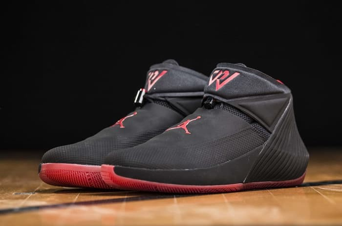 37c4430b0062 Jual Nike Air Jordan Why Not Zero 1 Bred Black Red High Premium ...