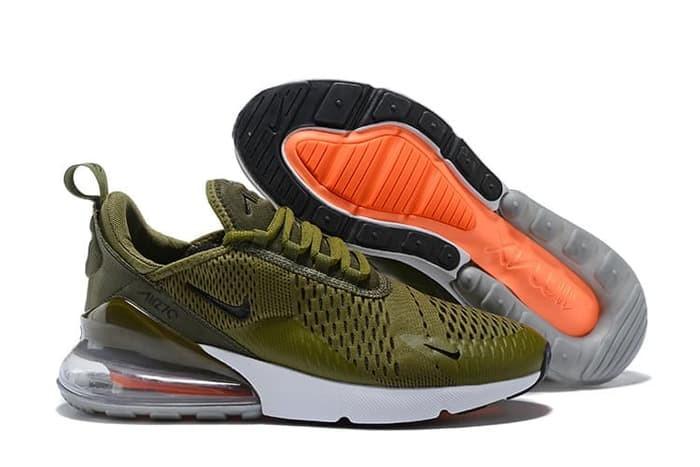 Jual Nike Air Max 270 Olive Dark Green