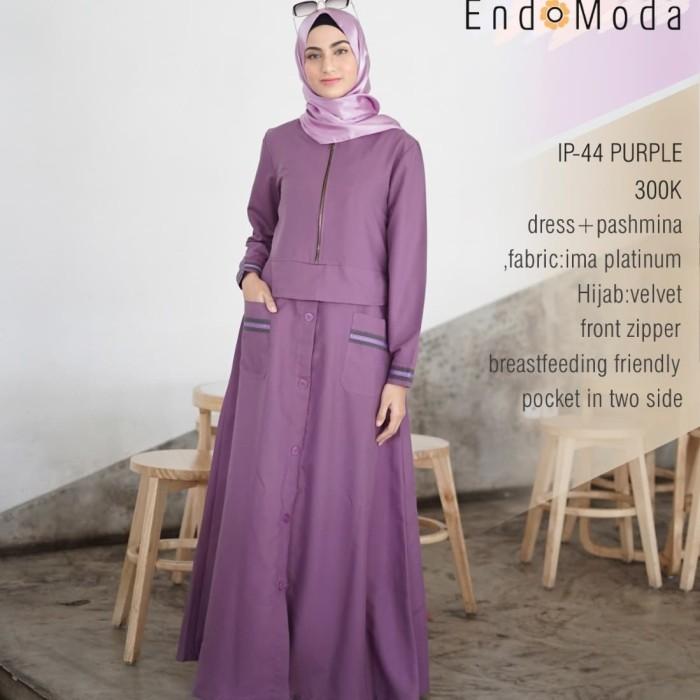 1010 Contoh Baju Gamis Endomoda Paling Keren