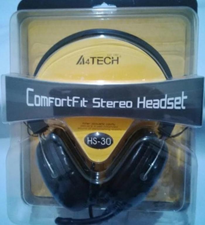 Info A4tech Hs 30 Headset Travelbon.com