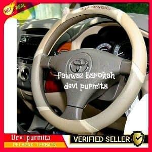 Sarung Cover Setir Stir Steer Autorace Mobil CHEVROLET Paling laku