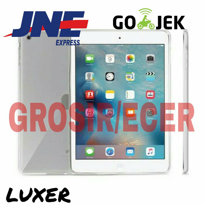 harga Jelly case ipad pro 9.7 10.5 inch silikon bening ipad 2/3/4 mini air Tokopedia.com