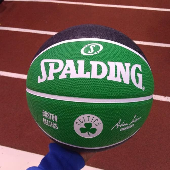 969c353f01 Jual jual Bola Basket Spalding NBA Basketball Boston Celtics ready ...