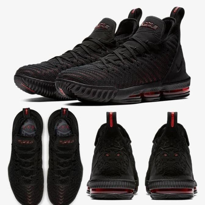 on sale 9a6cb 7f974 Jual jual Nike LeBron 16 XVI Fresh BRED ready - DKI Jakarta - Aladine shop  | Tokopedia