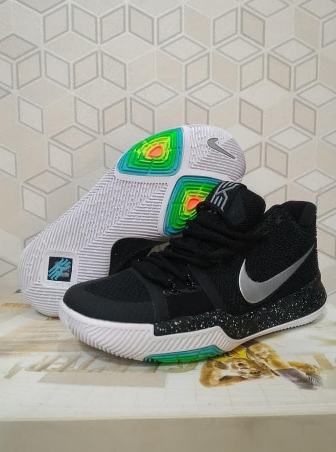 Jual Jual Free Shoes Bagsepatu Basket Kyrie 3 Ice Black Nike Kobe Ua Jakarta Barat Jumanji Collection Tokopedia