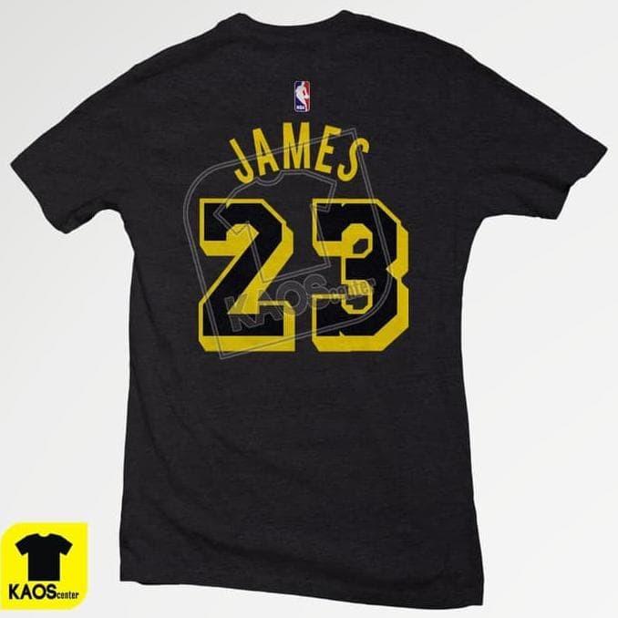 best loved 02391 3b98f Jual jual Kaos Nike Baju Combed 30S Distro LA Lakers Lebron James Jersey -  DKI Jakarta - Hana sui | Tokopedia