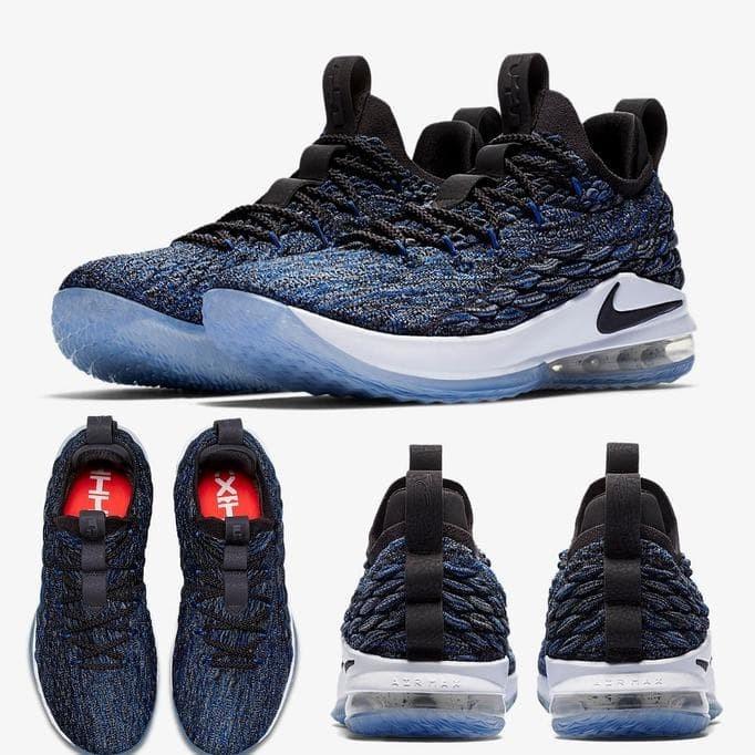 best service 9b880 6aa14 Jual jual Nike LeBron 15 XV Low Signal Blue ready - DKI Jakarta - Toko  olita | Tokopedia