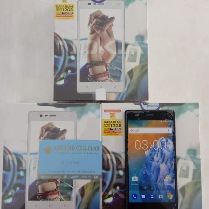 harga Hp nokia android 6 ram3/16 Tokopedia.com