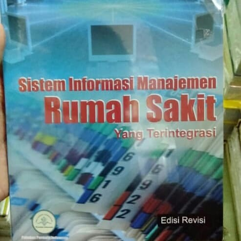 buku sistem informasi manajemen rumah sakit yang terintegrasi