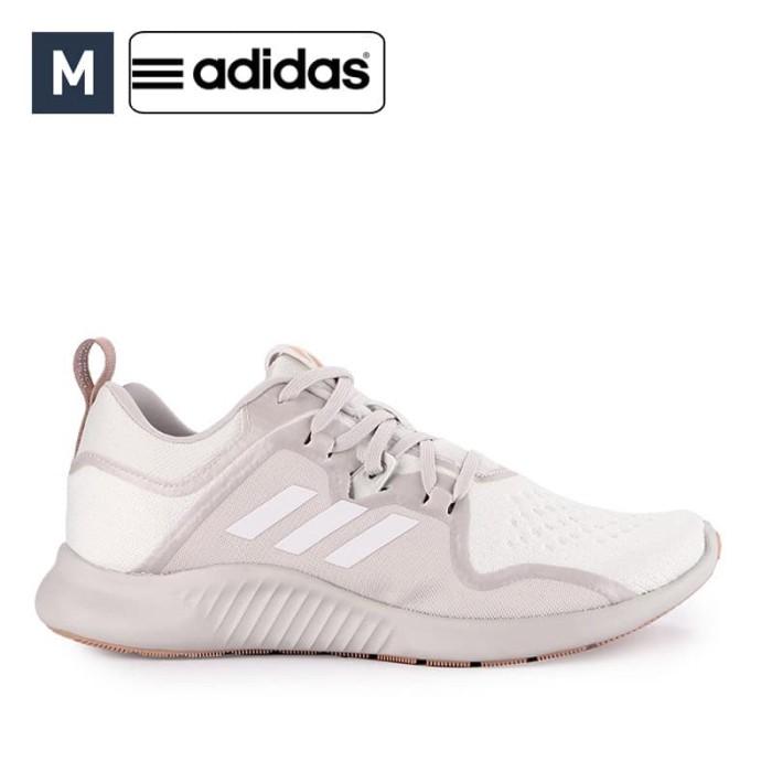 Jual Sepatu Adidas Wanita Running Edge White Original Modsos