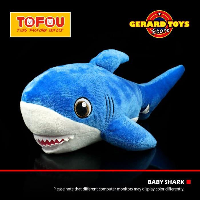 5107d0148cf6 Jual Boneka Daddy Shark Pinkfong Import Sedang 40cm BAGUS DAN MURAH ...