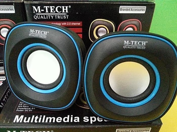 harga Speaker mini m-tech mt-06 Tokopedia.com