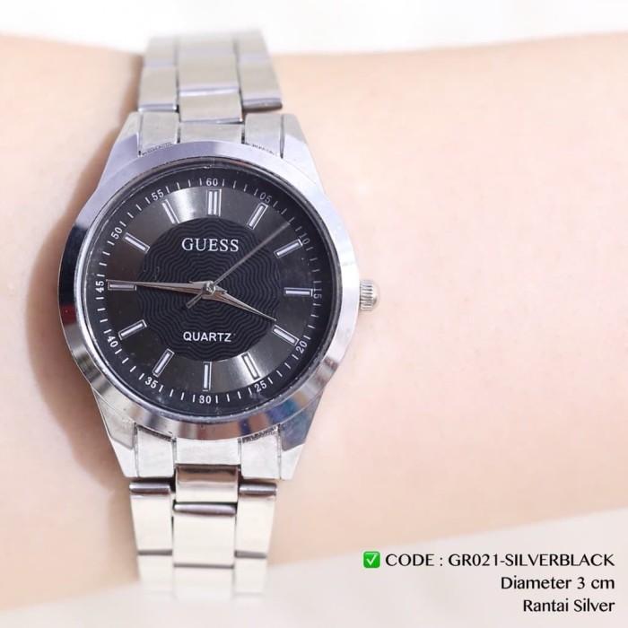 Jual Jam tangan grosir wanita guess rantai fashion termurah supplier ... fff6d97f70
