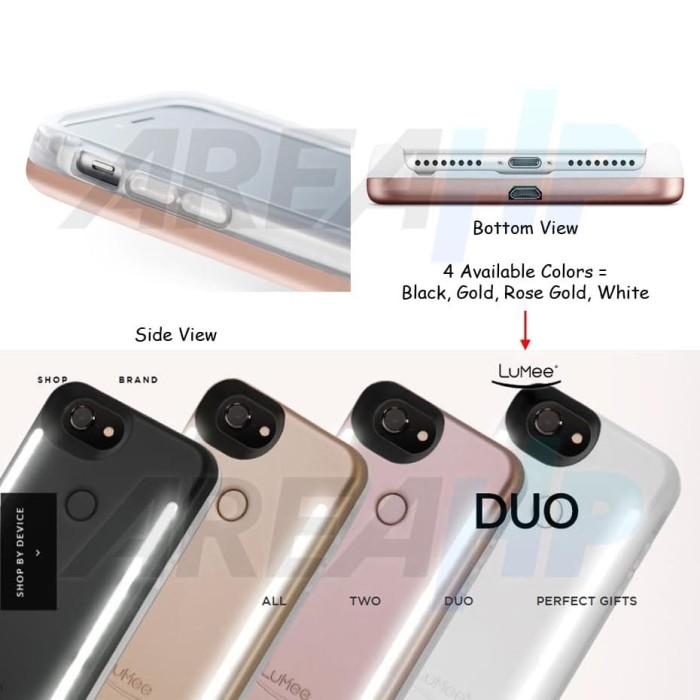 pretty nice ecabd a853d Jual Samsung Galaxy S9 Plus Lumee DUO LED Light Selfie Case Cover Casing -  Kota Administrasi Jakarta Selatan - Forsakey Gadget Acc   Tokopedia