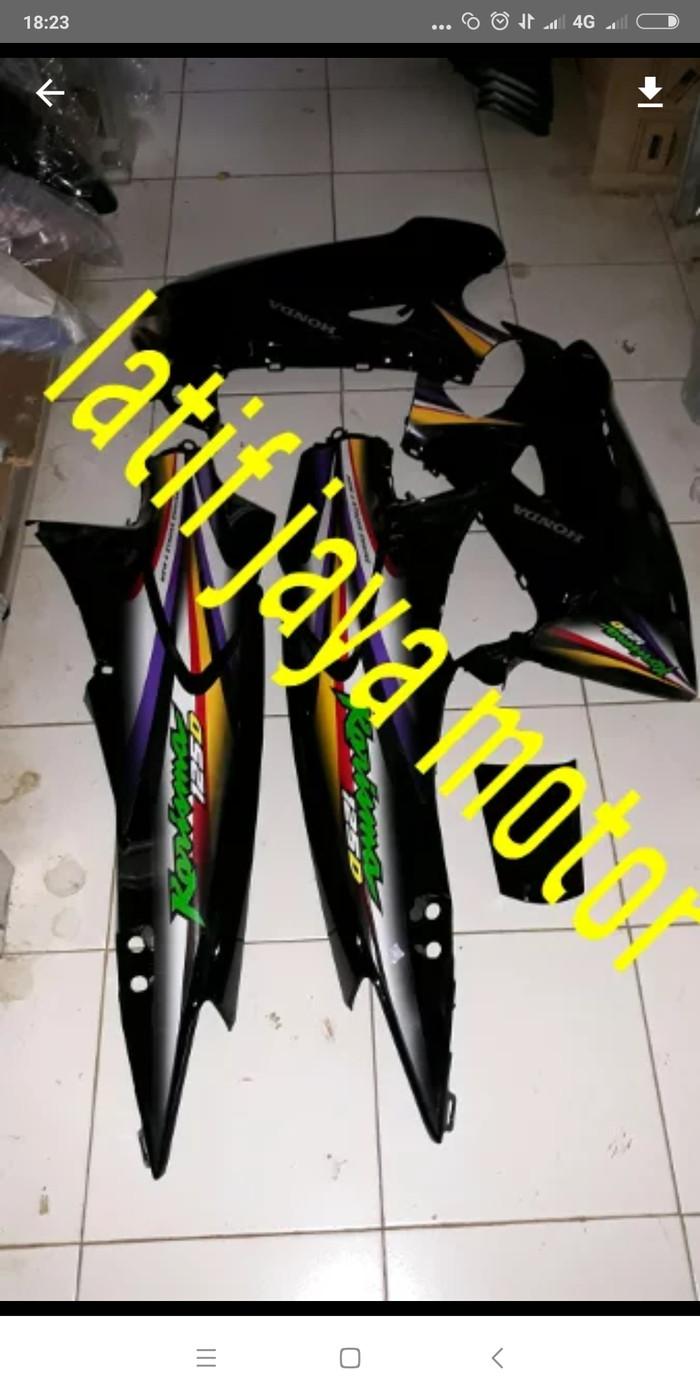Foto Produk bodi dan sayap luar dalam karisma d dari Ridho jaya motor