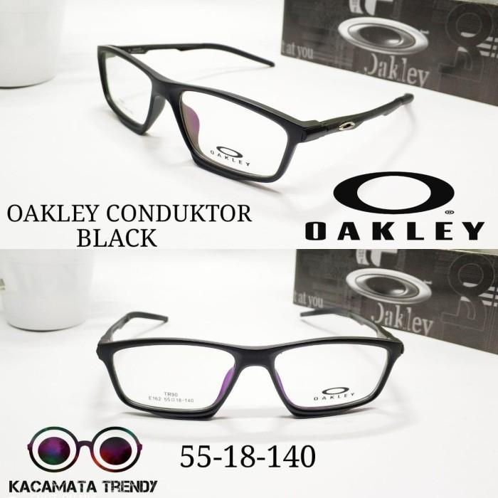 Jual Kacamata Oakley Conductor paket lensa sv Blue ray minus 31beaf4cff