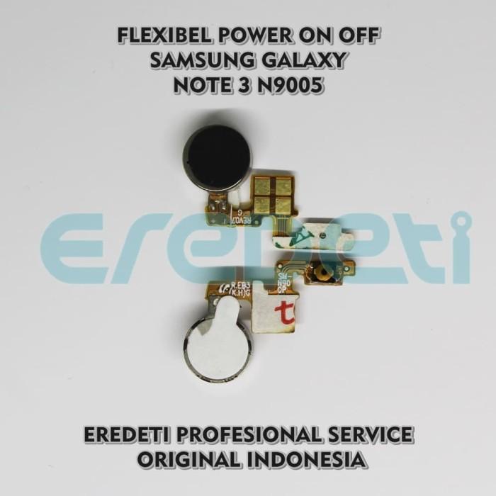 harga Flexibel power on off + vibrate samsung galaxy note 3 n9005 kd-003087 Tokopedia.com