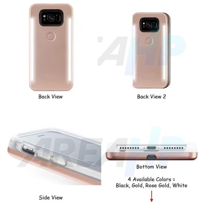 best service 3bb89 0ff7d Jual Samsung Galaxy S9 Plus Lumee DUO LED Light Selfie Case Casing Cover -  Vie Case | Tokopedia
