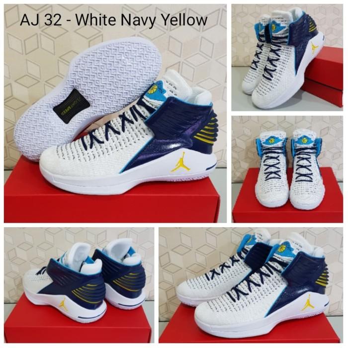 d40499463d3b Sepatu Basket Nike Air Jordan XXXII AJ 32 Low Termurah - gatorade