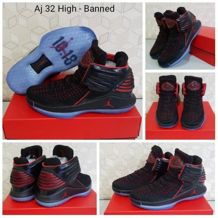 3cd2cd949191e4 Sepatu Basket Nike Air Jordan XXXII AJ 32 Low Termurah - gatorade