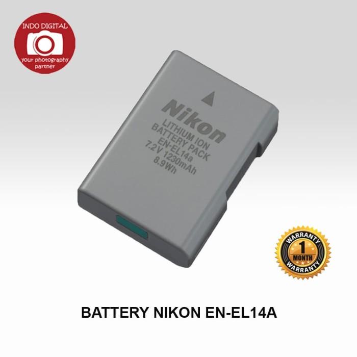 harga Baterai nikon en-el14a Tokopedia.com