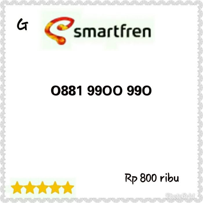 Nomor Cantik Smarfren seri AABB 9900 rapi 0881 9900 990 GD11