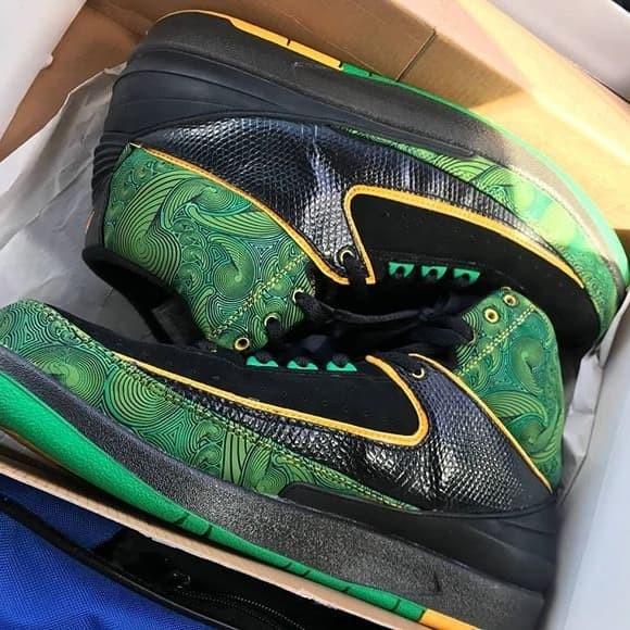 pretty nice 665e0 4d046 Air Jordan 2 Doernbecher