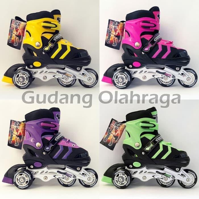 Jual Sepatu Roda Anak HARGA GROSIR !! Inline Skate Murah - Quinsha ... ad165d20cf