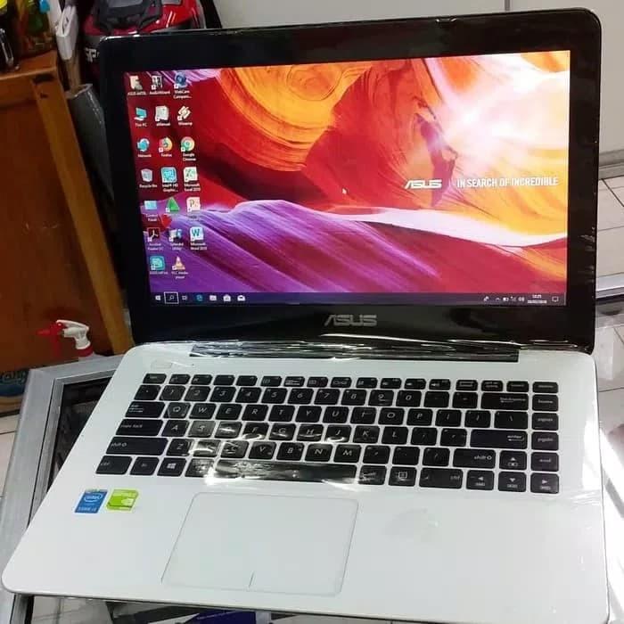 harga Laptop asus a455l intel corei3/ram 4gb/hdd500gb/win10/nvidia geforce Tokopedia.com