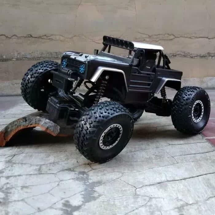 harga Rc rock clawler batre cas - mainan mobil offroad remote control anak Tokopedia.com
