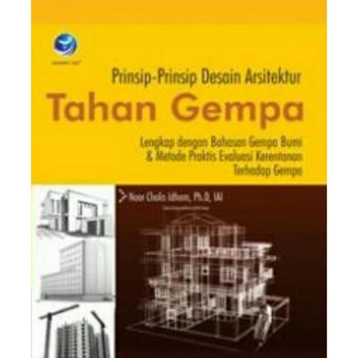 harga Buku prinsip-prinsip desain arsitektur tahan gempa Tokopedia.com