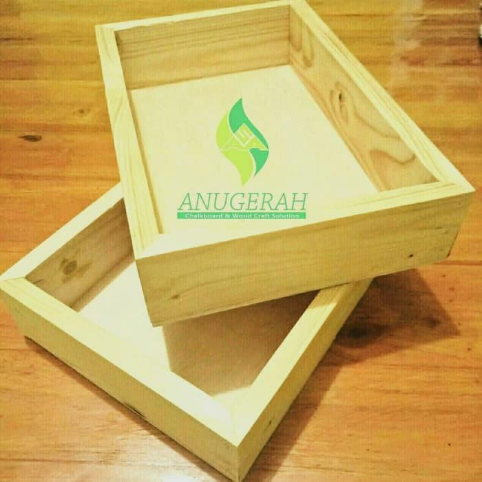 Jual 20x30cm Kotak Seserahan Kayu Unik Kotak Hantaran Pernikahan Murah Kota Bogor Anugerah Sarana Abadi Cv Tokopedia