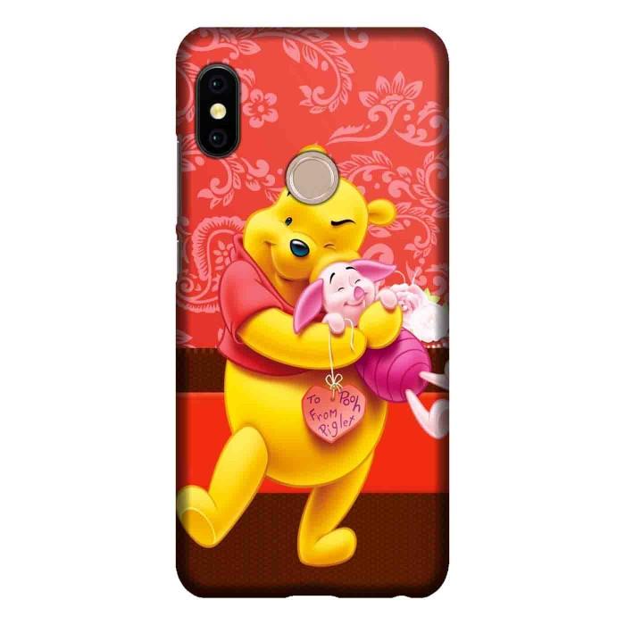 Casing Custom Xiaomi Mi A2 Lite Winnie The Pooh 3 Case customink,