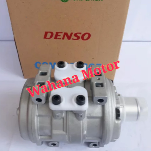 Jual Compresor Kompresor Ac Mobil Isuzu Panther 10p15 Merk