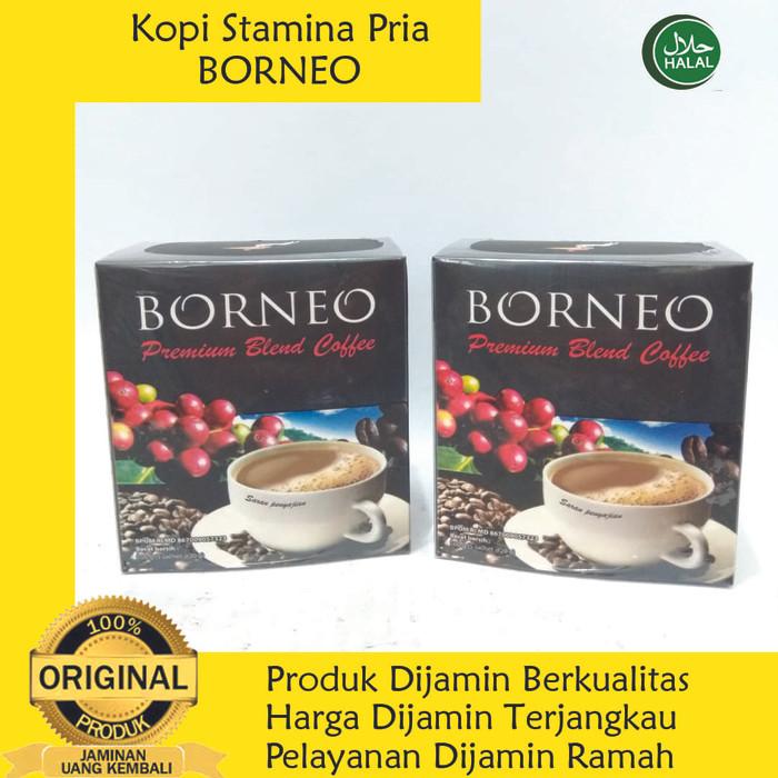 Kopi Borneo - Kopi Stamina Pria