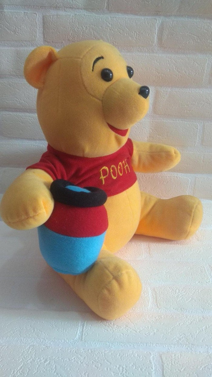 Boneka Winnie The Pooh Ukuran 40 Cm - Theme Park Pro 4k Wallpapers 41d33d7aec