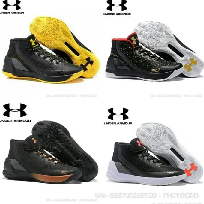 242bf5de9f62 Jual Barang Branded Harga Nyungsep Sepatu Basket Under Armour Curry ...